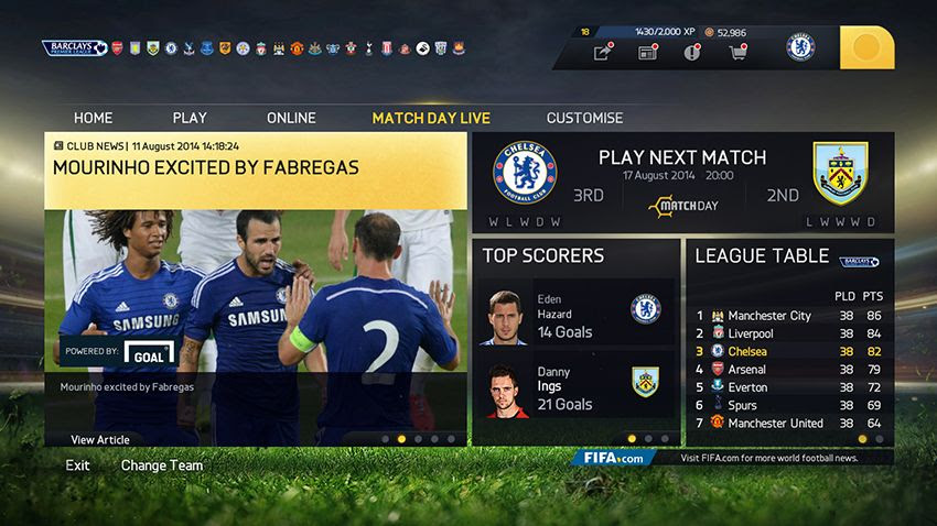 FIFA 15 Free Setup Download