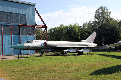 Tupolev Tu-128A 0 red