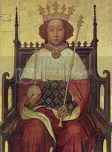 click to go to Richard II on the BBC website