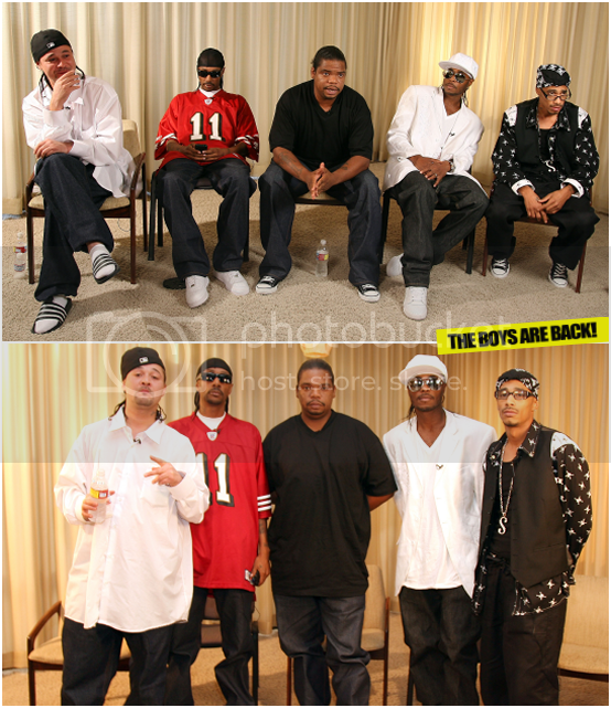 bone reunion The Say Something Nice Challenge: Bone Thugs N Harmony