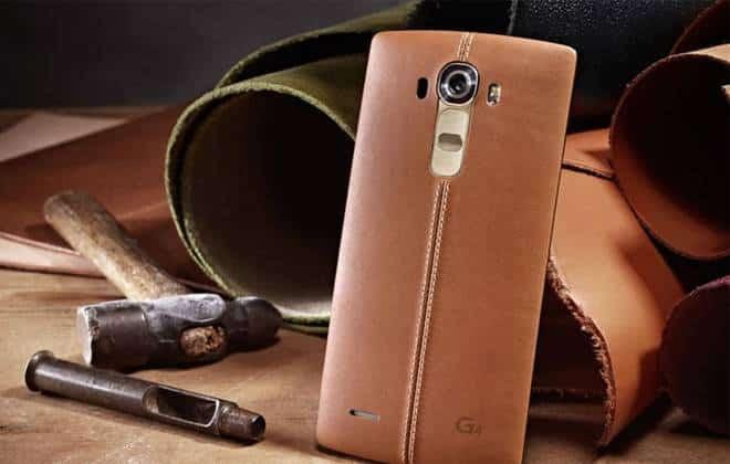 LG apresenta o top de linha G4, que chega ao Brasil