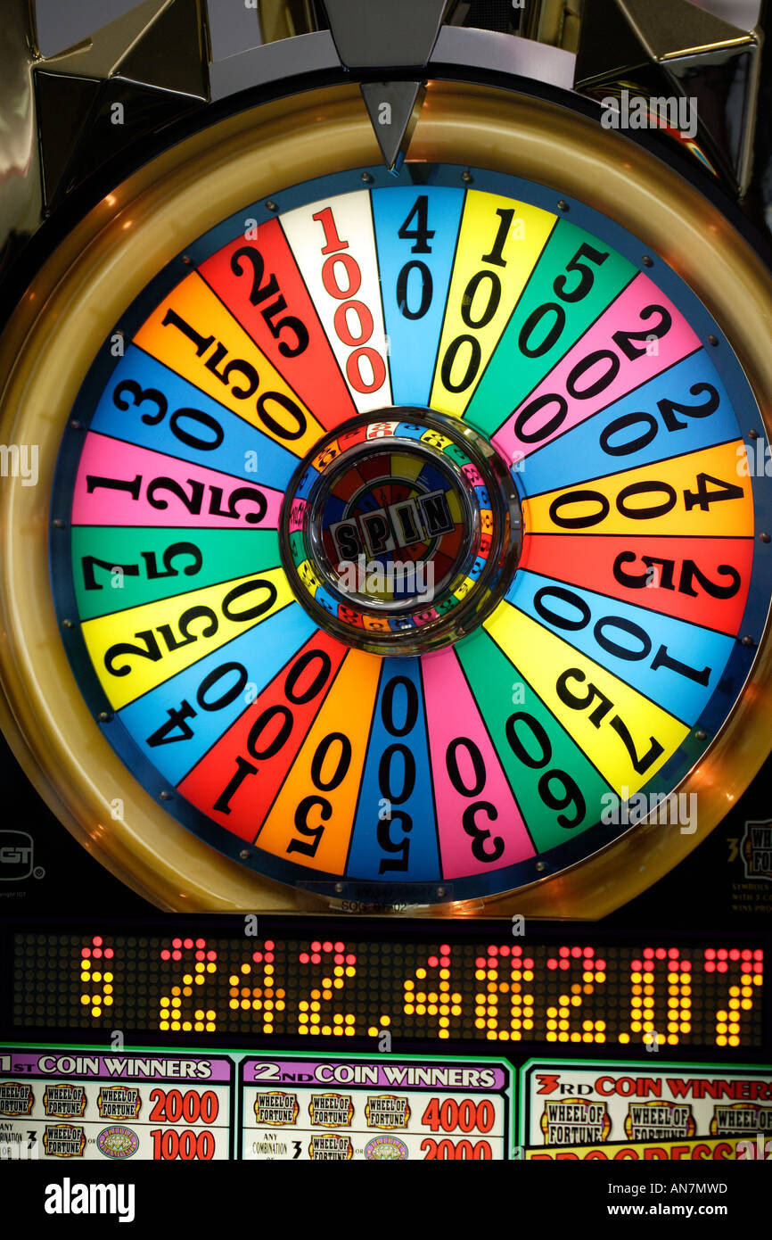 Slots wheel of fortune