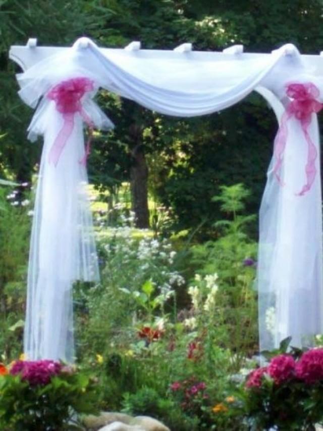 Garden Wedding - Gar