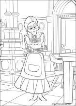 Dibujos De Coco Para Colorear En Colorearnet