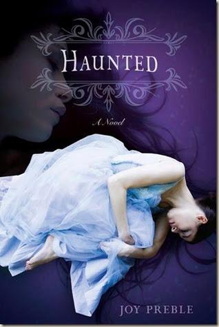 Haunted (Dreaming Anastasia, #2)