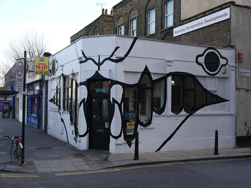 Dalston, London by Yekkes