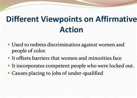 Affirmative action proposal essay thesis
