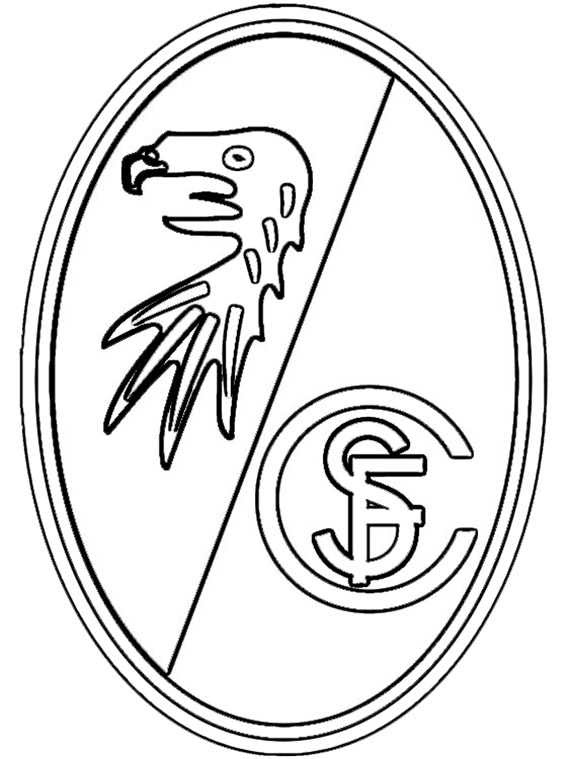 Ausmalbilder Schalke 04 - Malvorlage Gratis