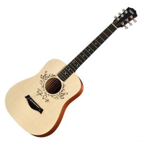 jual gitar akustik taylor swift baby taylor signature