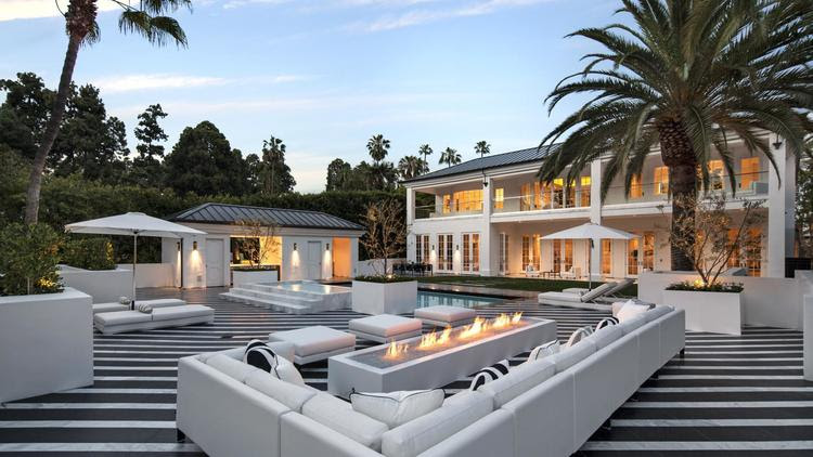 Floyd Mayweather Jr.'s home in Beverly Hills | Hot Property