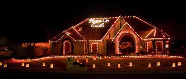 Home Decor Lighting for Christmas 2012 a Ravishing Flummoxing ...