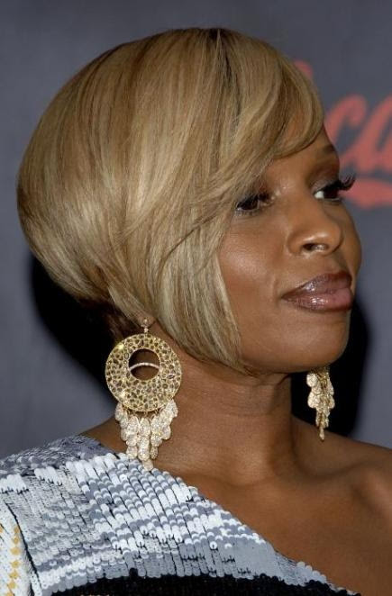 Mary J Blige Haircut What Hairstyle Is Best For Me