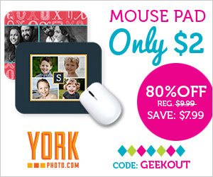Custom Photo Mouse Pad – Only $2 – Save $7.99!
