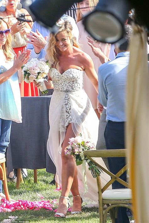 Denise Richards marries Aaron Phypers in front of RHOBH co