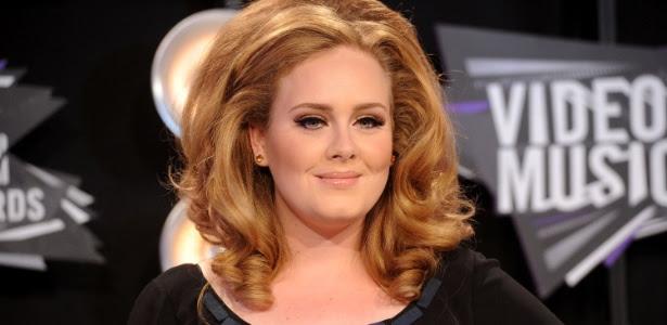 Adele em premiação da MTV na Califórnia (28/08/2011)