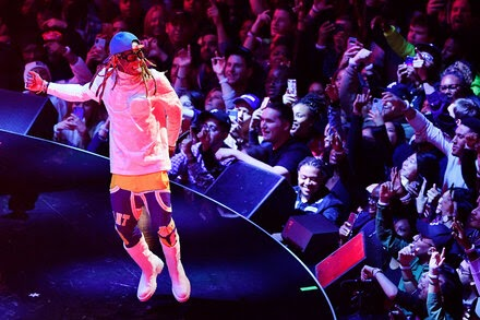 TREND ESSENCE:Lil Wayne, Latest Rapper in Trump's Orbit, Sees Backlash Over Photo