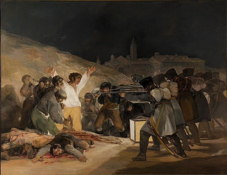 File:El Tres de Mayo, by Francisco de Goya, from Prado in Google Earth.jpg
