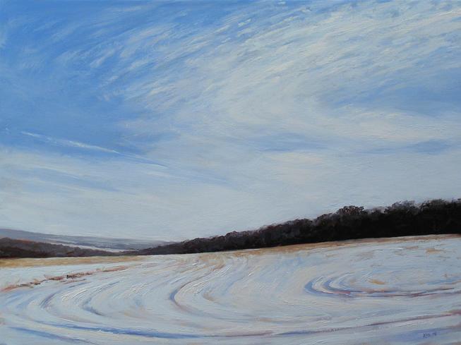 Amwell Valley Winter