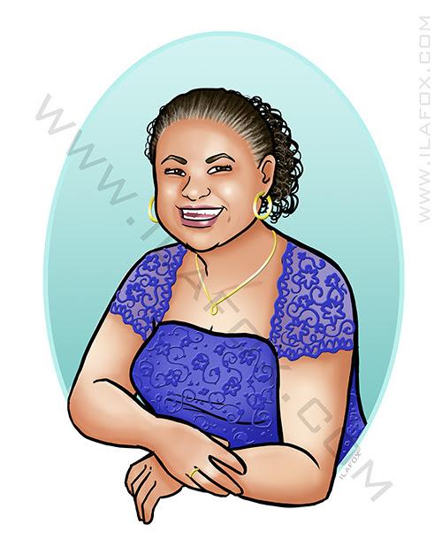 retrato personalidade, retrato personalizado, retrato presente, retrato desenho, retrato digital, by ila fox