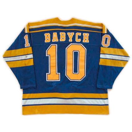 St Louis Blues 80-81 jersey, St Louis Blues 80-81 jersey