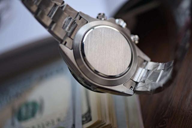 Replica Rolex 116520LV Case Back