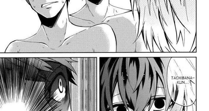 Aoharu X Kikanjuu Manga Ending