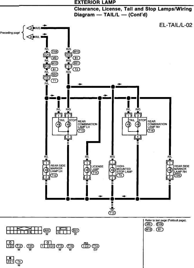 Nissan An Tail Light Wiring Diagram Isuzu Iat Wiring Diagram Begeboy Wiring Diagram Source
