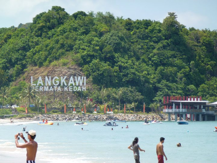 Where to stay in Langkawi? - Pantai Cenang