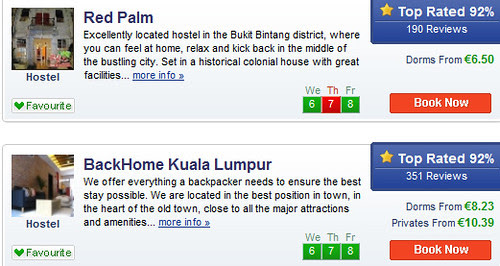 malaysia top rated