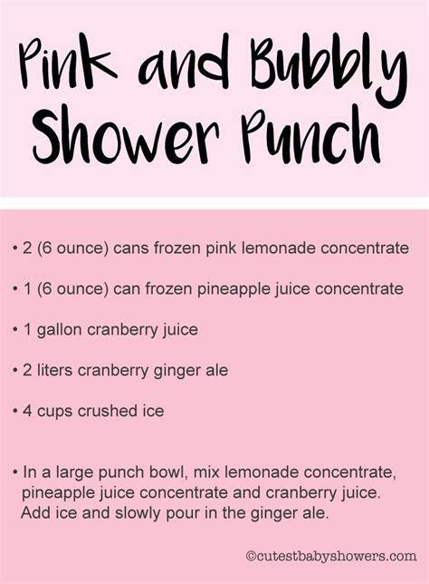 Best 25  Baby shower drinks ideas on Pinterest   Baby