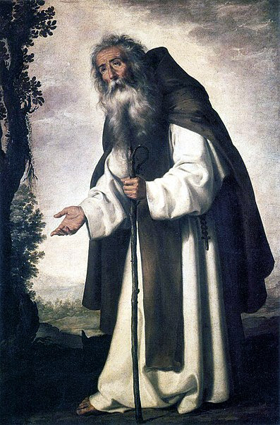 Archivo:Anthony Abbot by Zurbaran.jpeg