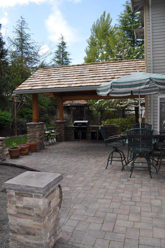 Pergolas, Patio Covers, and Gazebos Add Shelter and Function to ...