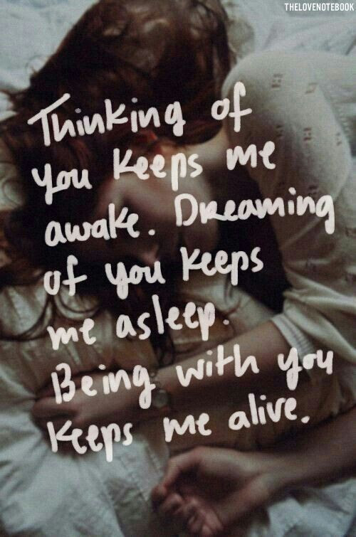 Thinking Of You Keeps Me Awake Pictures Photos And Images For