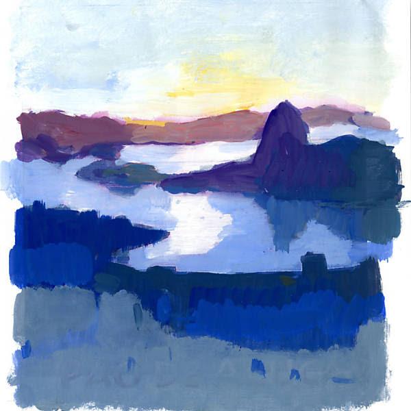 Pinturas de Paulo Pasta inspiradas nos relatos de Elizabeth Bishop sobre o Brasil Leia mais