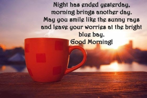 Latest Good morning Quotes and photos for sharing on whatsapp,facebook,twitter and other social media - Eventblog.online