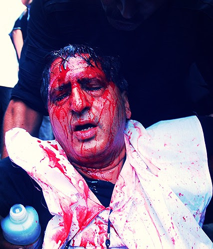 Ghame Hussain ziyaada hai Zindagi Kam hai by firoze shakir photographerno1