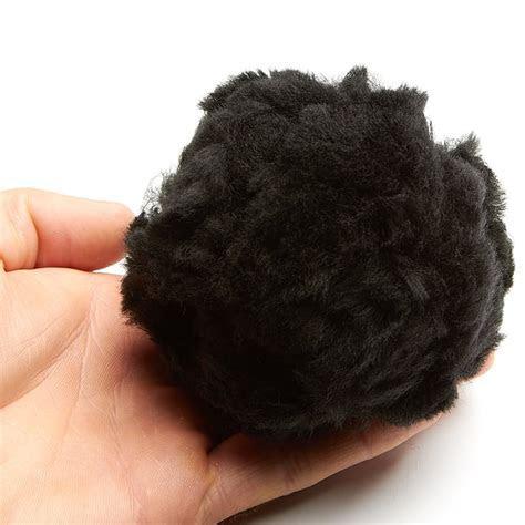 """4"""" Large Black Craft Pom Poms   Pom Poms   Basic Craft"""