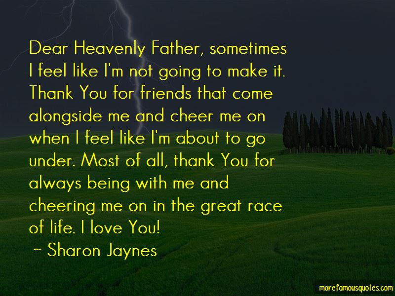Thank You Heavenly Father Quotes Top 8 Quotes About Thank You