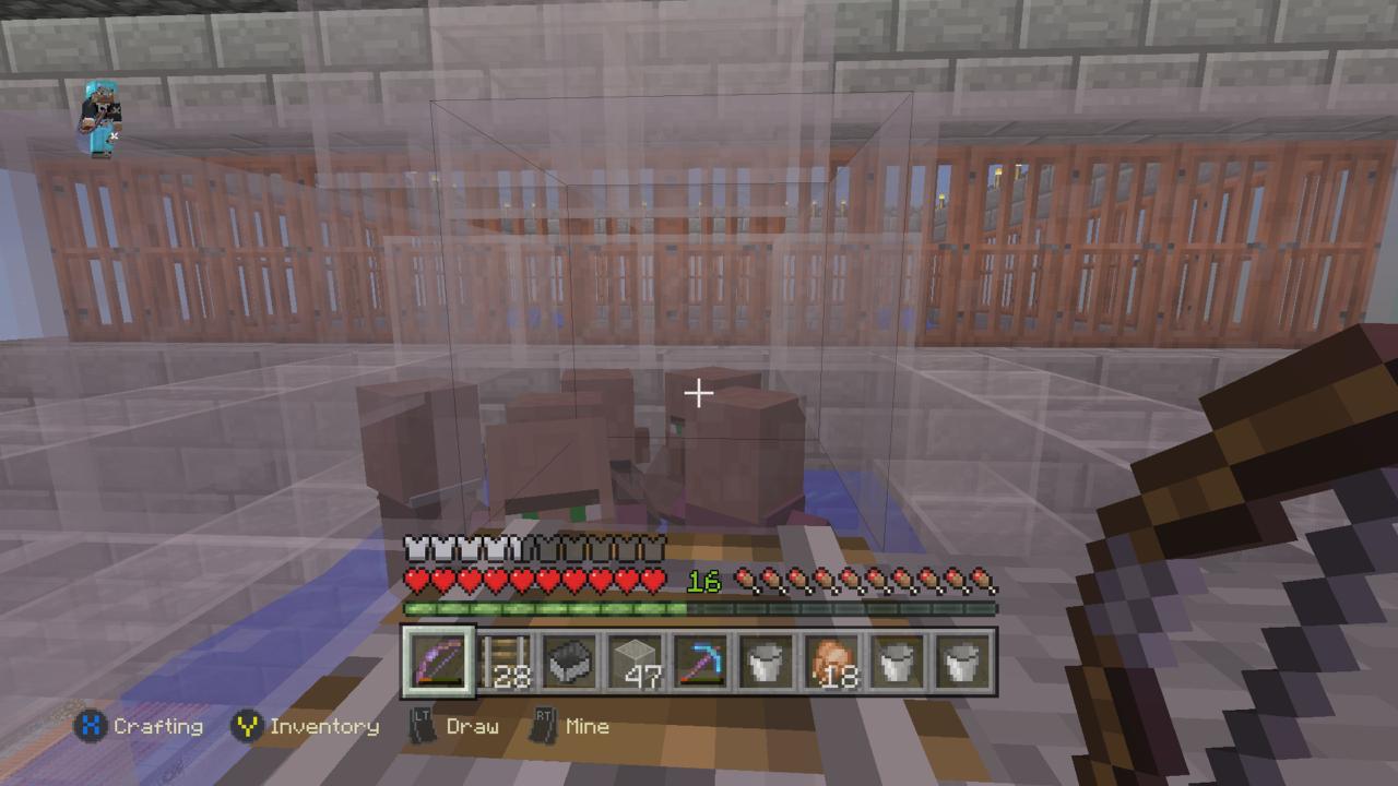 Minecraft Iron Golem Farm Xbox One - Gambleh c