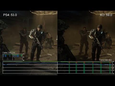 لعبة Call of Duty:Advanced Warfare : الحملات تعمل أكثر سلاسة على أجهزة الXBox عن الPS4