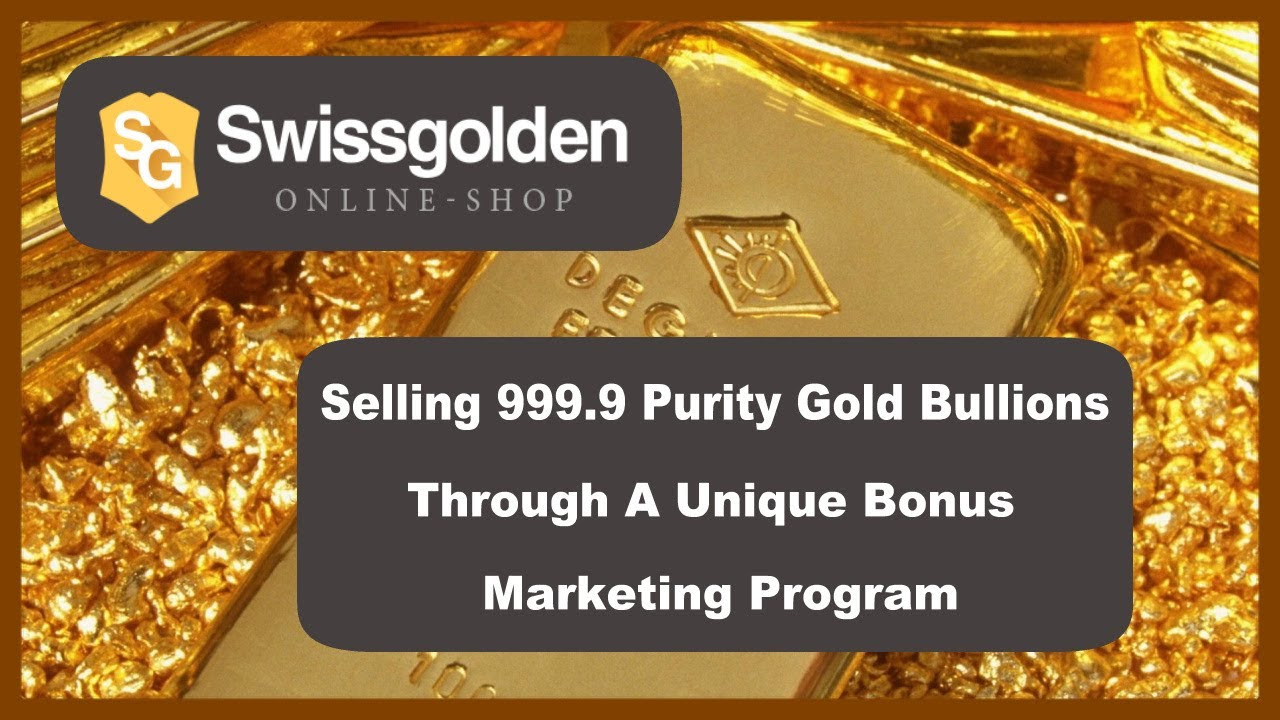 Swissgolden Company Video