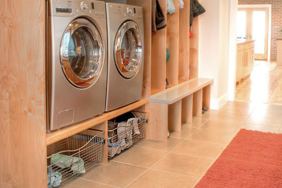 Laundry Room Design Ideas | Laundry Room Organizing | Laundry Storage