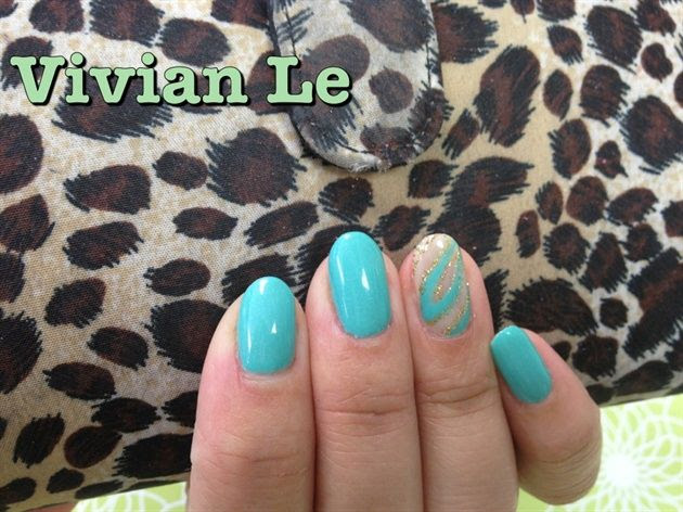 Gel mani cure - Nail Art Gallery by NAILS Magazine
