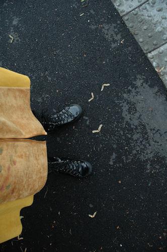 dress-up feet :: penføtter