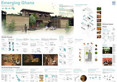 Open Source House Project Competition PRIMER Lugar - Propuesta 'Emerging Ghana'