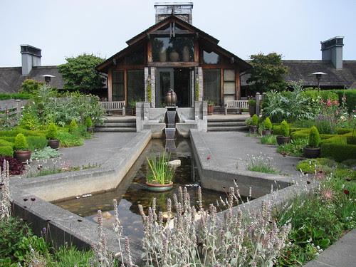 Langley garden