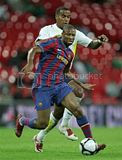 FC Barcelona vs Totenham in Wembley Cup