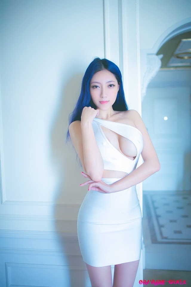 Song Guo Er 松果儿cc Busty Angelic Hot This Week