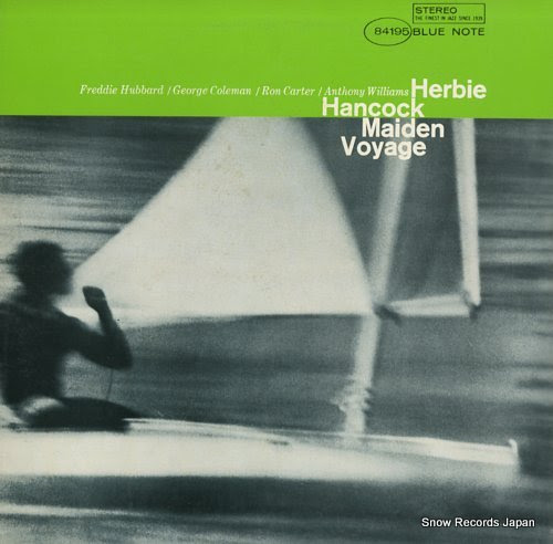 HANCOCK, HERBIE maiden voyage