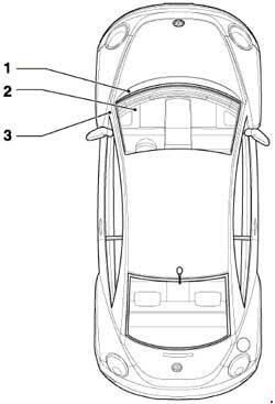 Volkswagen New Beetle Fuse Box Diagram Fuse Diagram